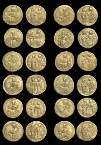 1. Bizantski solidi  iz Klobuka, Marović, 2006
