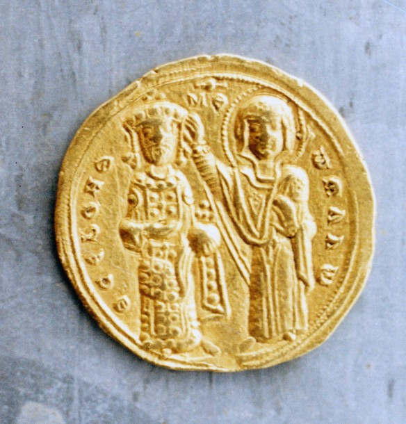 3. Roman III. Argir, Grabovnik, revers