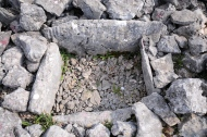 Primjer devastiranog tumula i grobne cjeline, Čapljina
