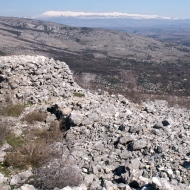 Bunker u obrambenom bedemu grdinskog naselja, Čapljina