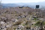 Objekti unutar gradinskog naselja Velika Gradina, Čapljina