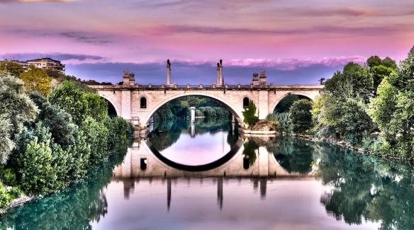 Milvijski most u Rimu