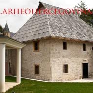 Lapidarij Muzeja na Goorici u Livnu
