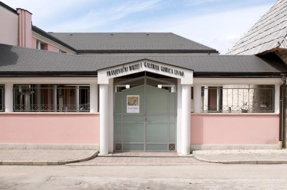 Franjevački muzej i galerija  u Gorici, Livno