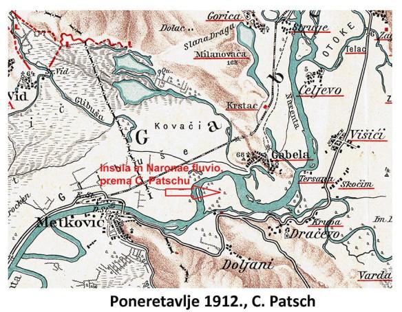Poneretavlje 1912., C. Patsch