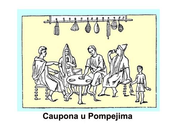 Caupona Pompeji