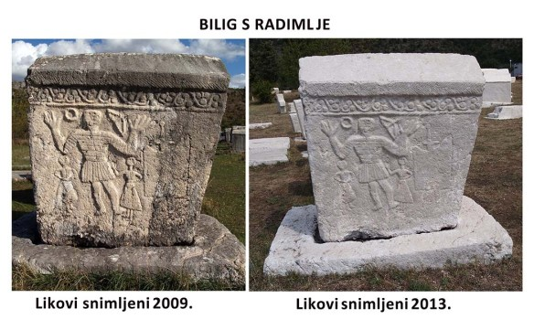 Bilig s Radimlje, R. Dodig