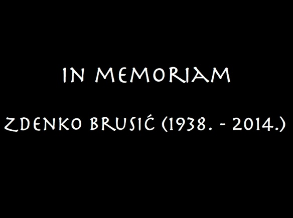 In memoriam Z. Brusić