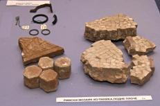 Ulomci rimskog mozaika iz Panika kod Bileće