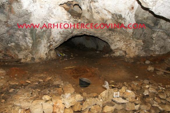 Prva galerija Šabića pećine