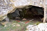 Pećina Vilinka u Rakitnu (foto Lj. Oreč)