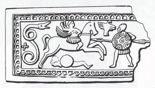 Ploča iz Gostilja