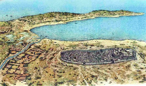 Troja VI, rekonstrukcija
