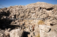 Bunker u sklopu megalitskog bedema