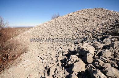 Veliki kameni tumul, Martinovića gomila