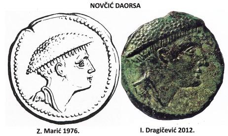Novčić Daorsa