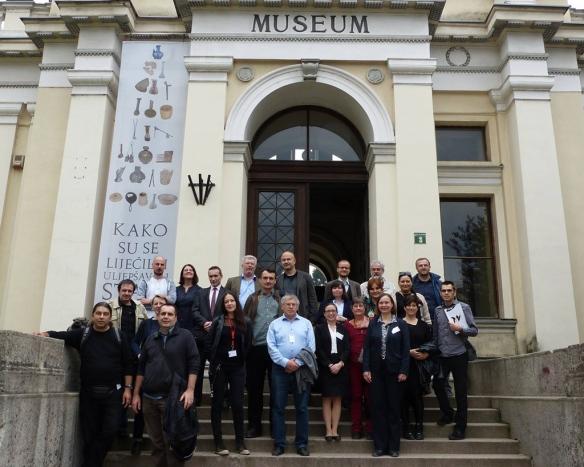 Međunarodni znanstveni skup Perspective on Balkan Archaeology