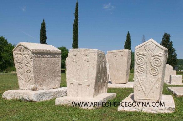 Srednjovjekovna nekropola Radimlja, Stolac
