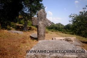 Grob Vlatka Vukovića, Boljuni, Stolac