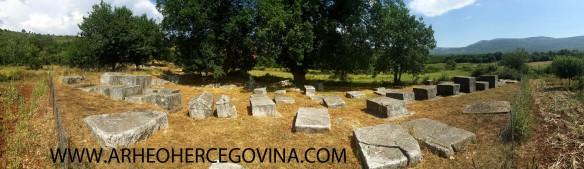 Srednjovjekovno grobište Boljuni