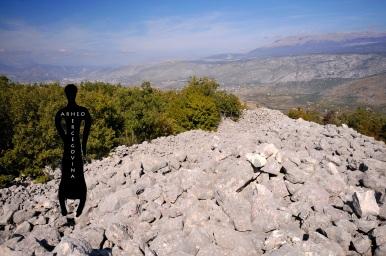 Ograđ na brdu Kvanj